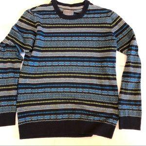 Aeropostale men's cotton blend sweater Sz L/G